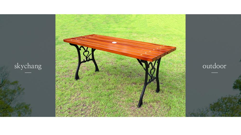 하늘창가구 아웃도어 브릿지 테이블