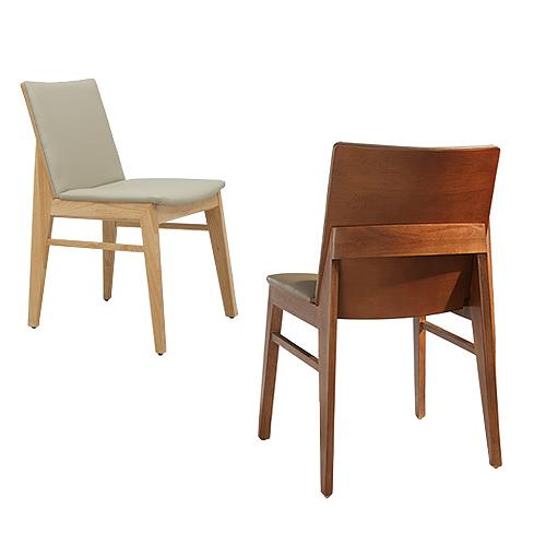 CH1256 에이스체어/ 식탁의자 디자인체어 가죽의자 목재의자 ...