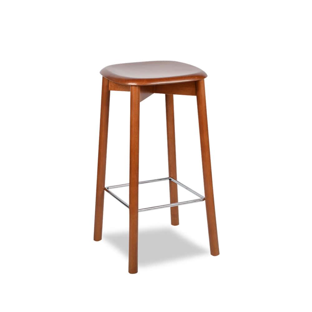 CH2369엣지우드스툴 700 / 디자인체어 인테리어의자 보조의자 스툴 카페의자 목재의자 하늘창가구주식회사 하늘창가구
